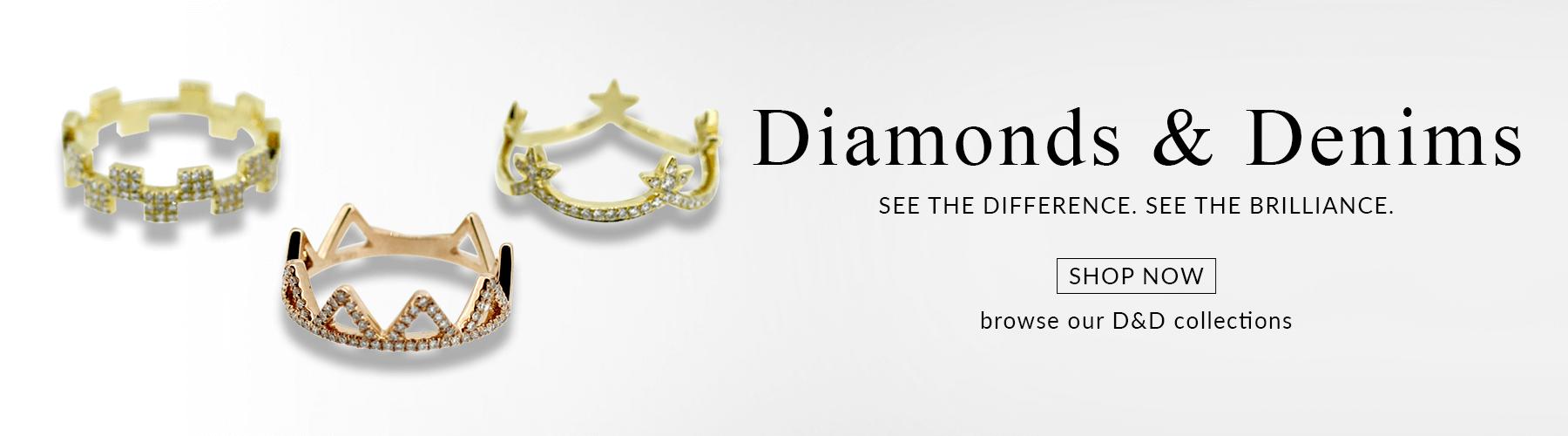 Diamonds & Denims